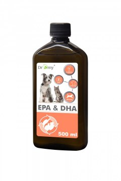 DROMY OMEGA 3 EPA & DHA 500ml