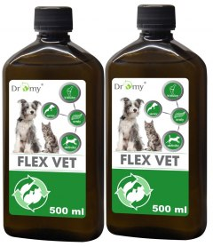 DROMY FLEX VET 500ml + 500ml GRATIS